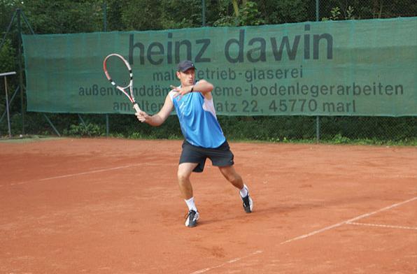 Тренер по большому теннису Евгений Кремнев, Германия