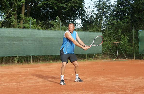 Тренер по теннису Евгений Кремнев, Штарнберг, курортная зона в пригороде Мюнхена